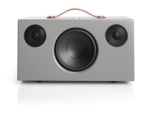 photo Wallpaper of Audio Pro-Audio Pro Addon C10 WLAN Multiroom Lautsprecher (Stereo, Airplay, Bluetooth,-Storm Grey