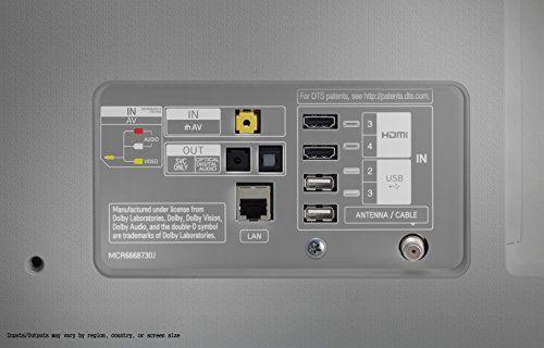 photo Wallpaper of LG Electronics-LG 55SJ800V 139 Cm (55 Zoll) Fernseher (Super UHD, Triple Tuner,-schwarz
