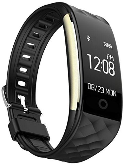 photo Wallpaper of EFOSHM-EFOSHM S2 Smart Armband Sport Fitness Tracker Herzfrequenz Sleep Qualität Monitor Call/SMS Reminder Wasserdicht-Schwarz