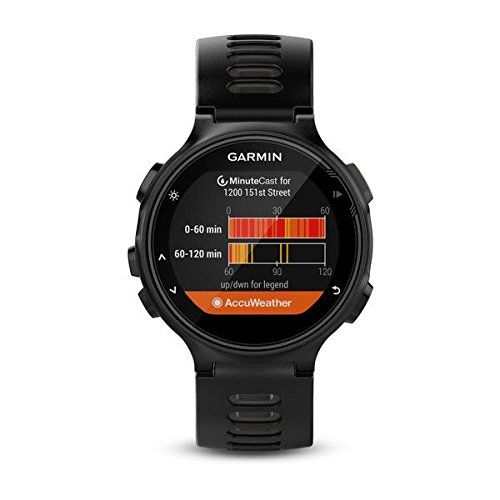photo Wallpaper of Garmin-Garmin Forerunner 735XT   Reloj Multisport Con GPS, Tecnología Pulsómetro-Negro y gris
