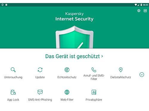 photo Wallpaper of Kaspersky Lab-Kaspersky Internet Security 2018 Upgrade | 1 Gerät | 1-