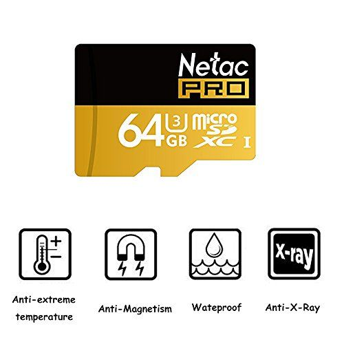 photo Wallpaper of ZEEPIN-Speicherkarte Netac P500 Android Micro SDHC 64GB Bis Zu 80-