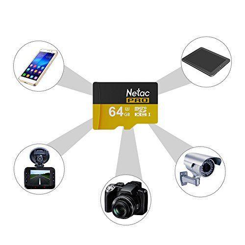 photo Wallpaper of ZEEPIN-Speicherkarte Netac P500 Android Micro SDHC 64GB Bis Zu 80 MB/Sek, Class 10-