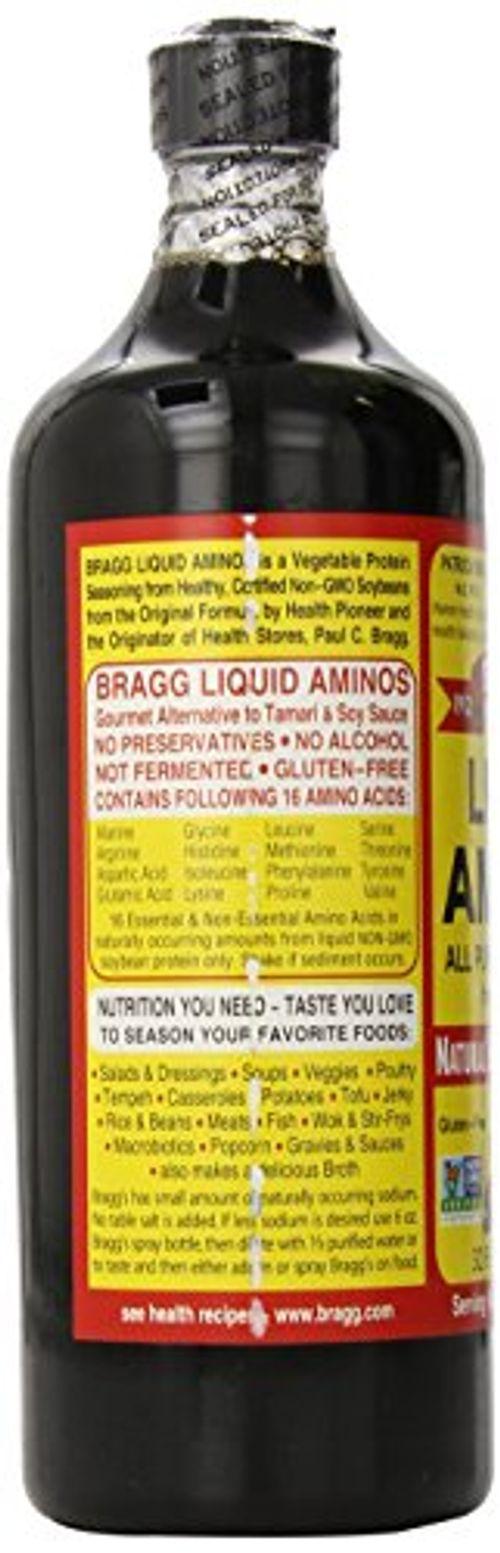 photo Wallpaper of Bragg-Bragg Liquid Aminos   Salsa De Soja-