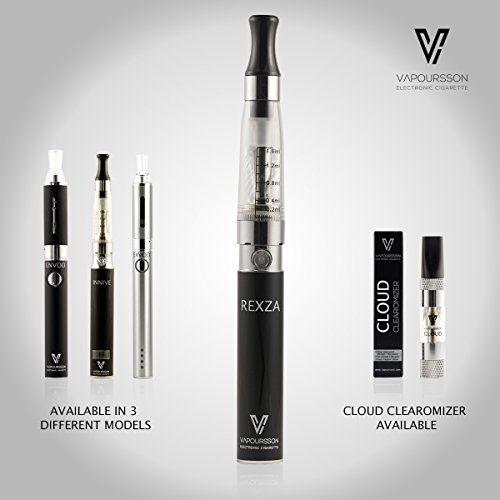 photo Wallpaper of Vapoursson-Vapoursson Rexza   Kit De Cigarrillo Electrónico   Cloud Claromizador-