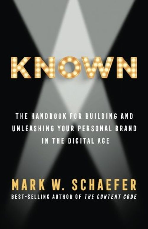 photo Wallpaper of -KNOWN: The Handbook For Building And Unleashing Your Personal Brand-