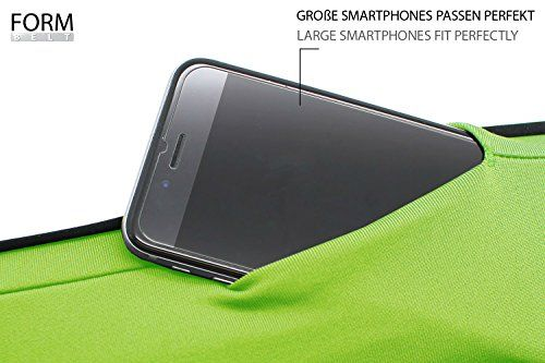 photo Wallpaper of Formbelt-Formbelt Laufgürtel Für Handy Smartphone Iphone 6 6s 7 Plus Samsung Galaxy-neon-grün