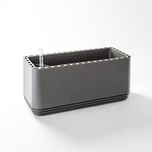 photo Wallpaper of AIRY-AIRY Box   Innovativer Pflanzentopf Als Hochwirksamer Luftreiniger   Natürliche-Stone Grey