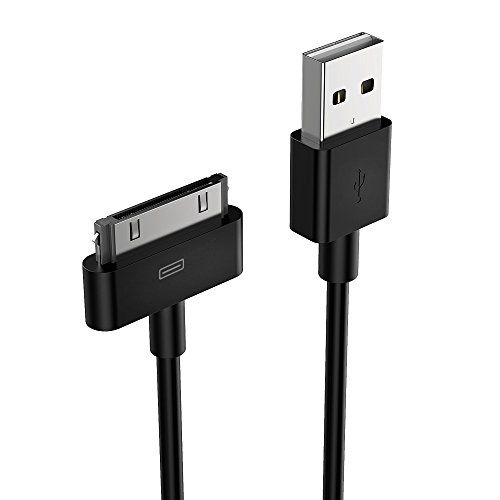 photo Wallpaper of ACEPower-[Apple MFI Certified] ACEPower 4 Feet (1.2M) 30 Pin USB Sync And-1.2 Meter Schwarz