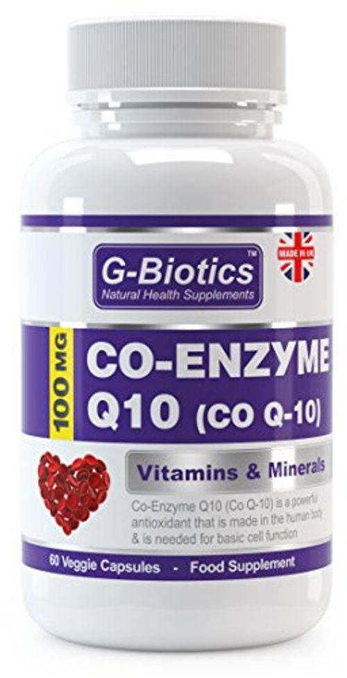photo Wallpaper of G-Biotics-Co Enzima Q10 De G Biotics ~ Suplemento EXTRA De ALTO GRADO-