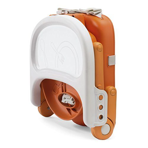 photo Wallpaper of Chicco-Chicco Pocket Snack   Elevador Regulable En 3 Alturas, 2 Kg,-Naranja