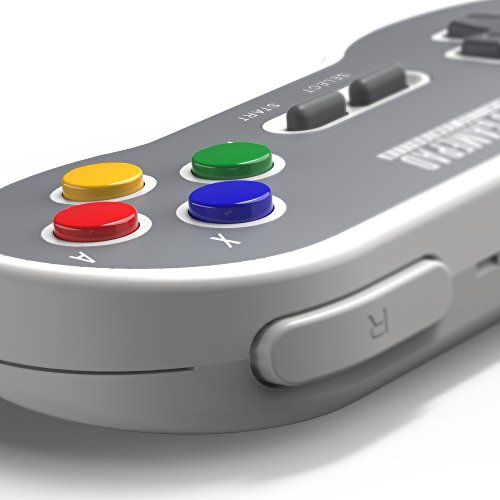 photo Wallpaper of -8Bitdo SF30 2.4G Wireless Controller For SFC Classic Edition-