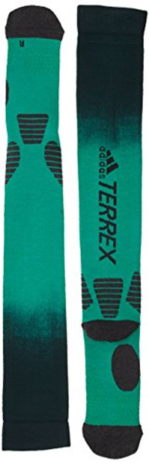 photo Wallpaper of adidas-Adidas Terrex Socken Unisex S Core Green/Dark Grey Heather/Black-Core Green/Dark Grey Heather/Black