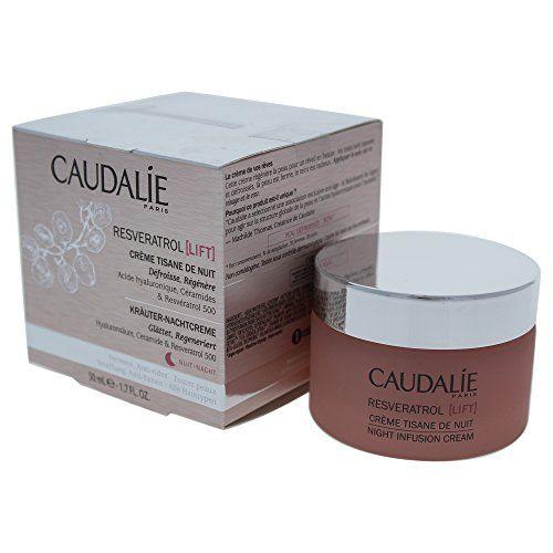 photo Wallpaper of Caudalie-CAUDALIE Resveratrol LIFT Crema Tisana De Noche 50ML-