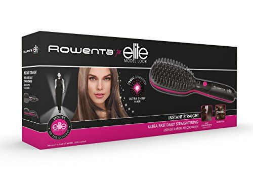 photo Wallpaper of Rowenta-Rowenta CF5712F0 Instant Straight   Moldeador De Cabello Peine-Negro