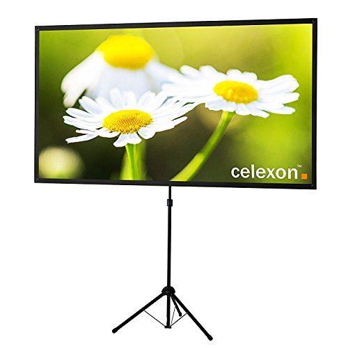 photo Wallpaper of Celexon-Celexon Stativleinwand Ultra Lightweight 163x122cm Format 4:3 | 5KG Transportgewicht | 120cm Transportmaß |-