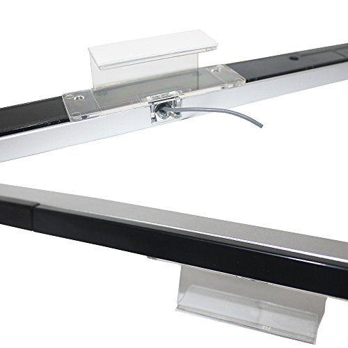photo Wallpaper of AFUNTA-Wired Infrarot Sensor Bar Für Nintendo Wii Und Wii U Mit USB Ladekabel,-