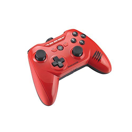 photo Wallpaper of Mad Catz-Mad Catz C.T.R.L.R Mobile Gamepad Für Android/Amazon Fire Fernsehen/PC/Mac Gloss-rot