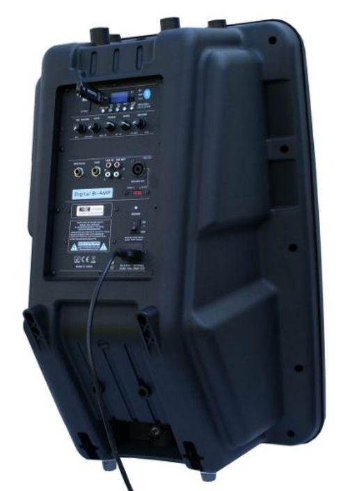 photo Wallpaper of E-Lektron-E Lektron JAD38 B SOUND ANLAGE USB/SD & Bluetooth Aktiv Lautsprecher Soundsystem DIGITALE Enstufe-Schwarz