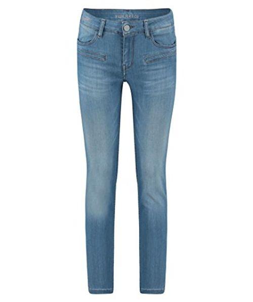 photo Wallpaper of BlueFire-BlueFire Damen Jeans Alicia Super Tight Bfine Skinny Fit Blue (82) 30/28-Blue