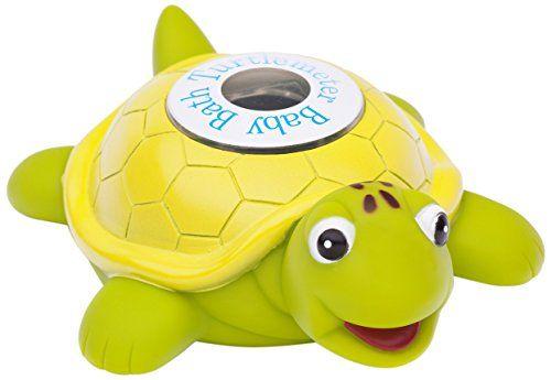 photo Wallpaper of Ozeri-Ozeri Turtlemeter  Tortuga Flotante De Juguete Para El Baño Del Bebé-