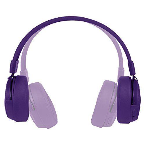 photo Wallpaper of Arctic-Arctic P604 Wireless Headset Purple-Wireless - Lila (Street)