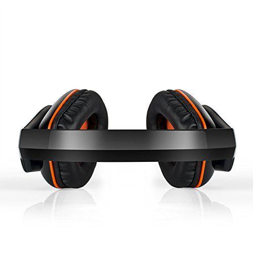 photos of Bluetooth Headset V4.1, KOTION EACH B3506 NFC Stero Wireless Gaming Kopfhörer Mit Mic USB 3,5 Mm Stecker Für Apple Iphone 7, Ipad, Laptop, Lenono, Samsung, Tablet PC Und Bluetooth Geräte Kaufen   model Video Games