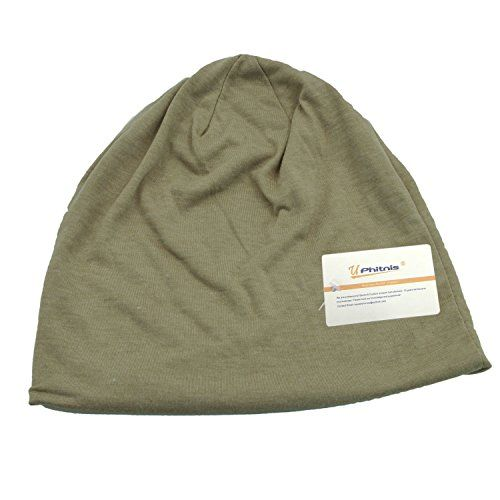 photo Wallpaper of UPhitnis-UPhitnis Slouch Beanie Mütze Für Damen Herren, Long Wintermütze | Hip Hop-Khaki