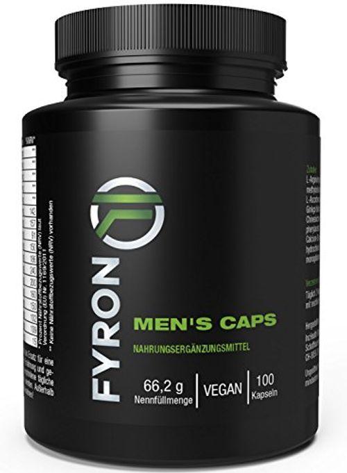 photo Wallpaper of Fyron-FYRON MENs   Fertilidad | Nivel De Testosterona | Esperma, Vegano,-