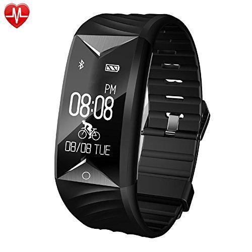 photo Wallpaper of YAMAY-Fitness Armband,Yamay Fitness Tracker Mit Herzfrequenz Wasserdicht IP67 Smart Watch Pulsuhren-Schwarz