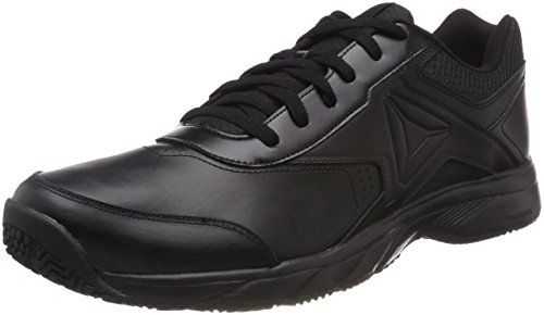 photo Wallpaper of Reebok-Reebok Herren Work N Cushion 3.0 Walkingschuhe, Schwarz (Black 0),-Schwarz (Black 0)