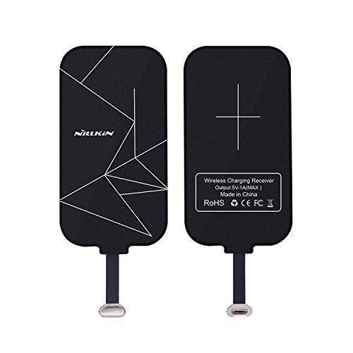 photo Wallpaper of Nillkin-Wireless Ladegerät Empfänger,Wireless Charger Receiver, Nillkin Magic Tag Qi Wireless Ladegerät Ladegerät Patch-Micro USB Narrow-Side Up
