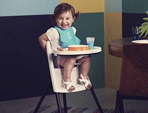 photo Wallpaper of BabyBjörn-BabyBjörn Trona De Plástico Y Acero Esmaltado, Color Blanco-Blanco