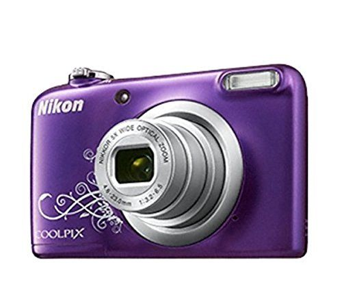 photo Wallpaper of Nikon-Nikon Coolpix A10 Kamera Kit Violett Lineart-violett lineart