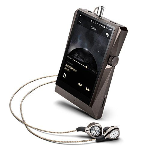 photo Wallpaper of Astell and Kern-Astell & Kern AK T8ie MK II Beyerdynamic In Ear Kopfhörer – Gold-gold