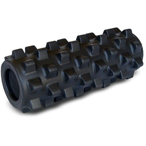 photo Wallpaper of Rumble Roller-Rumble Roller   Rrcx127 Rodillo Con Relieve Para Automasaje-negro - negro
