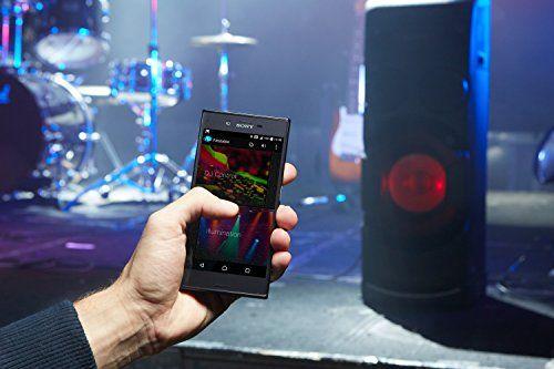 photo Wallpaper of Sony-Sony MHC V50D All In One High Power Audio System Mit Partylichteffekten-Schwarz