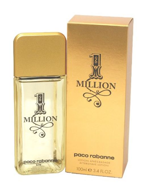 photo Wallpaper of Paco Rabanne-Paco Rabanne One Million Homme/men, Aftershave Lotion, 1er Pack (1 X 100-