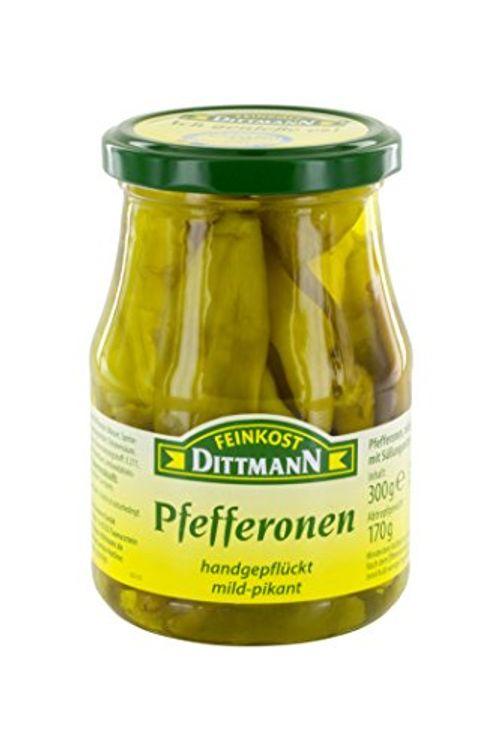 photo Wallpaper of Feinkost Dittmann-Feinkost Dittmann Pfefferonen Mild Pikant, 170 G-