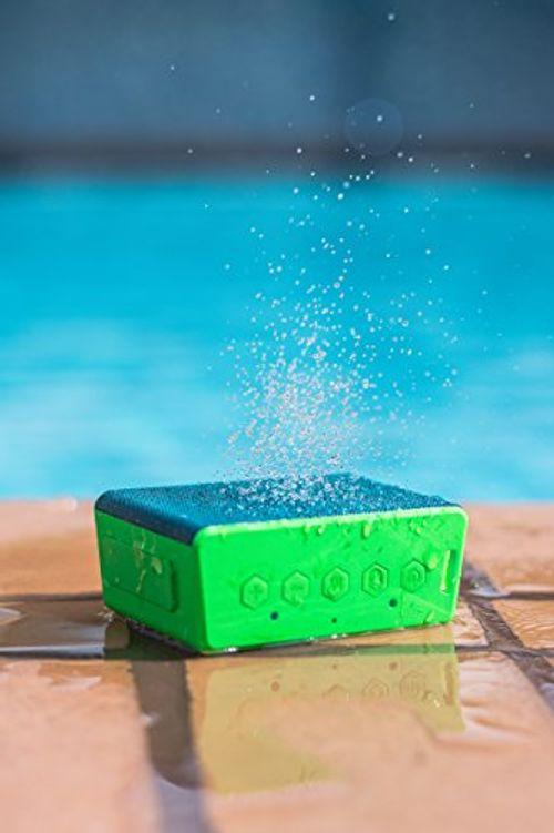 photo Wallpaper of Creative-Creative MUVO 2c   Leistungsstarker, Kompakter, Wetterfester Wireless Bluetooth-grün