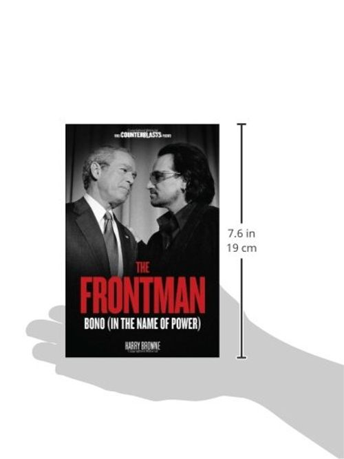 photo Wallpaper of -The Frontman: Bono (In The Name Of Power) (Counterblasts)-