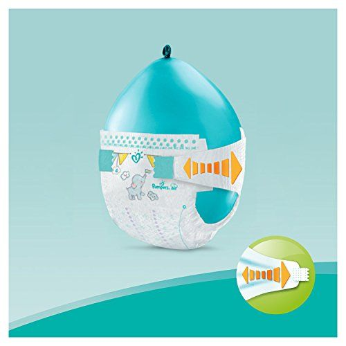 photo Wallpaper of Pampers-Pampers Baby Dry   Pañales Para Bebés, Talla 3 (6 10 Kg),-