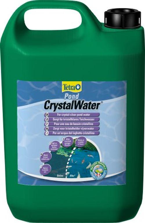 photo Wallpaper of Tetra-Tetra Pond CrystalWater (für Kristallklares Wasser Im Gartenteich, Wasserklärer Gegen Trübungen),-