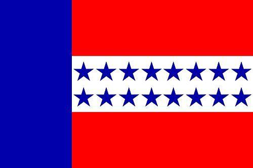 photo Wallpaper of Unbekannt-Unbekannt Flagge Tuamotu Islands | Querformat Fahne | 0.06m² | 20x30cm Für Diplomat Flags-