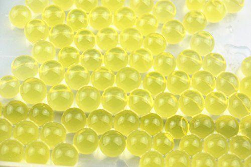 photo Wallpaper of Magic show-18000 X Wasser Kugel Kugeln Gewehr Pistole Spielzeug Kristallboden  Wasser Perlen Schlamm (getränkte-