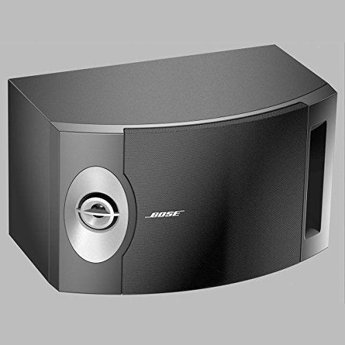 photo Wallpaper of Bose-Bose ® 201 Direct/Reflecting Lautpsrecher Mit Stereo Targeting Tweeters (bis 120 Watt, 1 Paar)-Schwarz