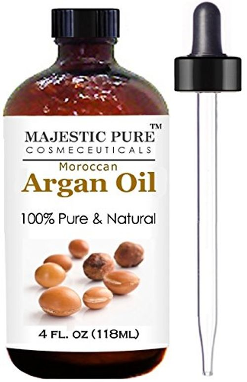 photo Wallpaper of Majestic Pure-Moroccan Argan Oil For Hair And Skin From Majestic Pure, 100% Natural, Organic, Cold-