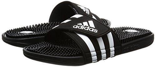 photo Wallpaper of adidas-Adidas Adissage, Herren Dusch  & Badeschuhe, Schwarz (Black/Black/Running White Ftw), 42 EU-Schwarz (Black/Black/Running White Ftw)