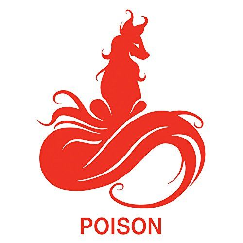 photo Wallpaper of Boinca, Inc.-ARCTIC FOX 100% VEGAN POISON SEMI PERMANENT HAIR COLOR DYE 4 OZ-Rojo