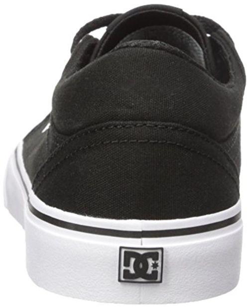 photo Wallpaper of DC-DC Trase TX M 4DG Herren Sneakers, Schwarz (Black/White BKW), 48.5-Schwarz (Black/White Bkw)